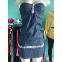 Vestido Jeans Menina Moça