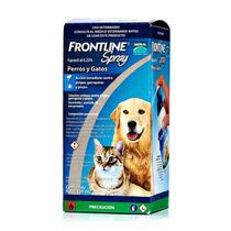 Frontline Spray 100ml Para El Control De Pulgas Y Garrapatas