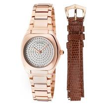 Reloj Croton Cn207315inrg Es Czarina Rose-tone Stainless