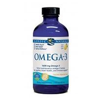 Nordic Naturals Omega-3 De Aceite De Pescado Purificado Limó