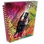 Cuaderno 5 Materias Tamaño Carta 150 Hojas Coca Cola Escolar