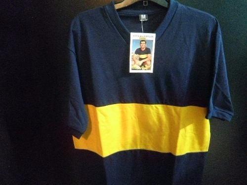 c475bc5ad2ca3 Camiseta Boca Juniors Retro -   800