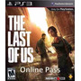 Tha Last Of Us // Online Pass // Playbahia