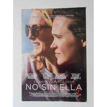 Poster Original, No Sin Ella, Ellen Page, Julianne Moore
