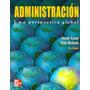 Libro: Administración: Una Perspectiva Global - Pdf