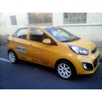 Vendo Taxi Kia Ion Picanto Modelo 2014 Motor