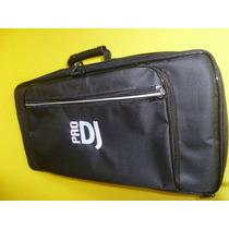 Bag Case Controladora Numark N4 Bolso Note Bolso Cabos.