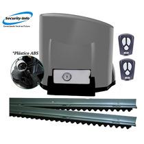 Kit Motor Portão Automático Deslizante Seg Abs 1/5 127ou220