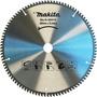 Lâmina Disco Alumínio De Serra Esquadria Mls D-03414 Makita