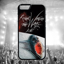 Funda Protector Iphone - Pink Floyd 3 Roger Waters The Wall
