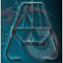 Parrilla Porta Equipaje Rack Honda Nx 400 Falcon 2014 / 2015