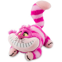 Gato Que Fala Alice Cheshire Original Disney
