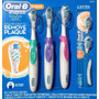 Cepillo Dental Electrico Oral- B 3 Pack