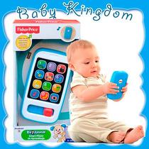 Nuevo Telefono Smart Phone Celular Para Niños Fisher Price