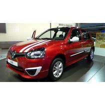 Renault Clio Mio 5p $60.000.- Y Cuotas En Pesos !!!