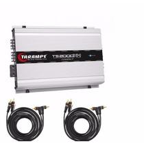 Modulo Amplificador Taramps Ts2000x4 Canais 2000w Rms + Rca