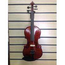Violino Cantelli 4/4 Can-vo-12 Completo Com Estojo