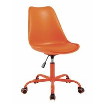 Cadeira Saarinen Office Pol.metal Casa Escritório Giratória