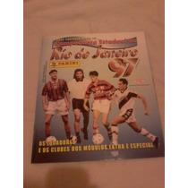 Álbum Campeonato Do Rio De Janeiro 97 - Editora Panini