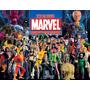 Miniaturas Marvel E Dc