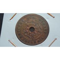 Raridade - Antiga Moeda Da Rodésia 1943 Para Coleção