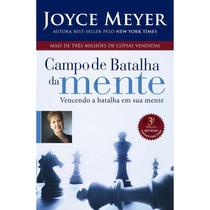 Livro Joyce Meyer Campo De Batalha Na Mente