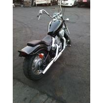 Honda Steed Negra ,vendida