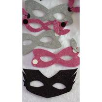 Lote 17 Antifaz Foami Halloween Disfraz Mascara