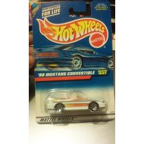 Hot Wheels De Coleccion 1997 Mustang Convertible 1996