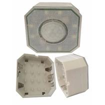 Lâmpada Led Bivolt Sensor Movimento Infravermelho 2w Pilha