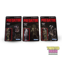 Figuras Depredador/predator(2013), Marca Funko Reaction