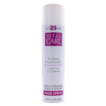 Vital Care Hair Spray De Cabelo 21 Hour Hold 283g