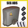 Kit Motor Porton Automatico 350kg Automatizacion 3 Controles
