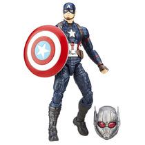 Boneco Capitão América Civil War Marvel Legend Baf Giant Man