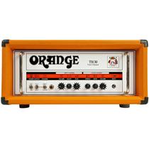 Orange Th30 Cabezal Valvular 30 Watts Totalmente Valvular