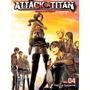 Attack On Titan 04 - Manga Ovnipress Shingeki Kyojin Mikasa