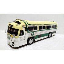 Autobus Dina Flexible (jorobado) Estrella Blanca Esc. 1:43