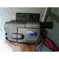 Sony Handycam 8mm Ccd-trv40 Ntsc X Refacciones O Reparación.