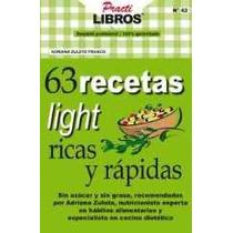 63 Recetas Light Ricas Y Rapidas-ebook-libro-digital