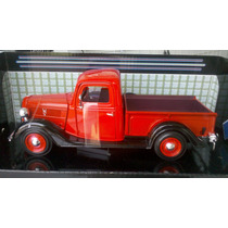 Camioneta For A Escala 1:24 Modelo 1937 Colletion
