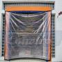 Lona Transparente 5x3 De Pvc Vinil Emborrachada Anti-chamas