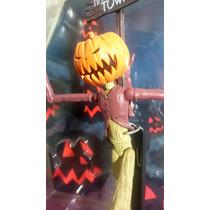 Pumpkin King: Nightmare Before Christmas Action Figure
