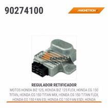 Regulador Retificador Magnetron - Cg 150 Fan Esi, Fan Esdi
