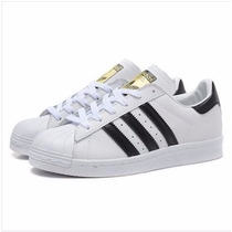 Novo Adidas Star Superstar All White 2016 Super Oferta
