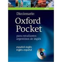 Oxford Pocket Para Estudiantes Argentinos De Ingles +cd