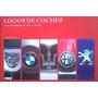 Logos De Coches Guía De Carbadges Chapman Giles Océano