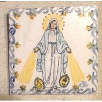 Ceramicos Pintados 10 X 10 Cm