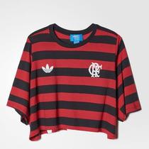 Camisa Do Flamengo Farm Adidas Originals