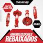 Onix - Amortecedores Rebaixados Macaulay Oficial