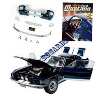 Planeta Deagostini Ford Mustang Shelby Gt-500 Ed.1, 2 E 3